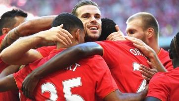 «Ливерпуль» разгромил «Барсу»