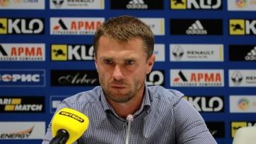 Сергей Ребров: «Игра с «Днепром» оказалась тяжелейшей»