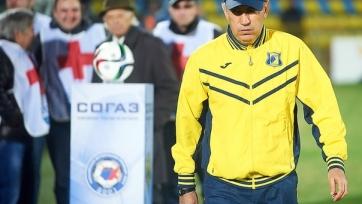 «Советский Спорт»: Бердыев ушёл из-за разногласий с губернатором Ростовской области