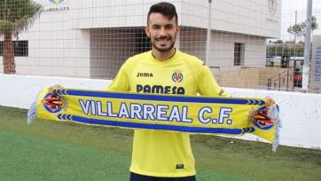 Официально: «Вильярреал» подписал Сансоне