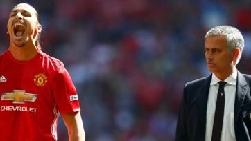 Гол Ибрагимовича приносит «МЮ» победу над «Лестером» в матче за Суперкубок Англии