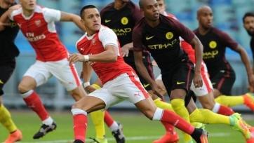 «Арсенал» обыграл «МС» в товарищеском матче