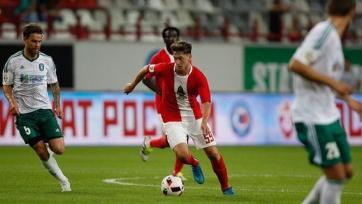 Алексей Миранчук: «Впечатления от матча очень плохие»
