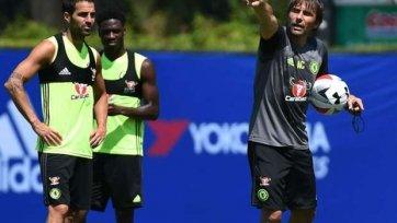 Антонио Конте намерен поработать над защитой «Челси»