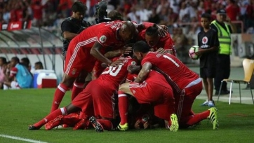 «Бенфика» разгромила «Брагу» и взяла Суперкубок Португалии