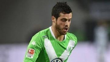 Вийеринья получил травму на тренировке «Вольфсбурга»