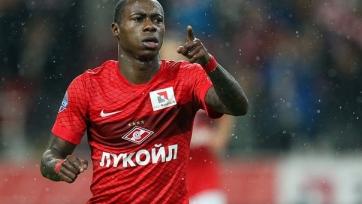 Источник: «Спартак» продлит контракт с Промесом до 2020-го года