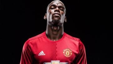 Официально: Поль Погба стал игроком «Манчестер Юнайтед»