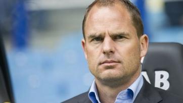 Официально: де Бур назначен главным тренером «Интера»