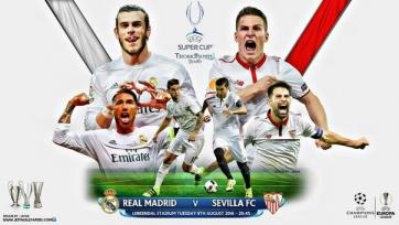 Анонс. «Реал» – «Севилья». Обескровленный Мадрид, переродившийся Нервион