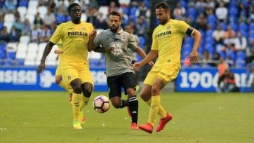 «Депортиво» отправил два безответных мяча в ворота «Вильярреала»