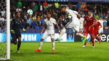 «Реал» одолел «Севилью» и завоевал Суперкубок Европы