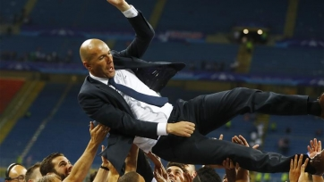 Зидан: «Рамос всегда знает, где оказаться, чтобы «Реал» выиграл»