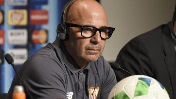 Сампаоли: «Я горжусь командой несмотря на проигрыш»