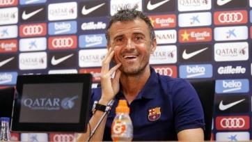 Энрике: «Я уже знаю, кто будет защищать ворота «Барселоны» в матче за Суперкубок Испании»