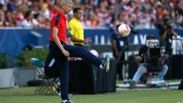 Венгер: «Мои дальнейшие действия будут зависеть от результатов «Арсенала» в следующем сезоне»