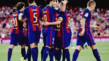 «Барселона» выиграла Кубок Жоана Гампера, обыграв «Сампдорию»