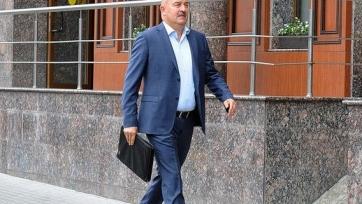В четверг Станислав Черчесов может быть назначен наставником российской сборной