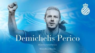 Мартин Демикелис стал игроком «Эспаньола»