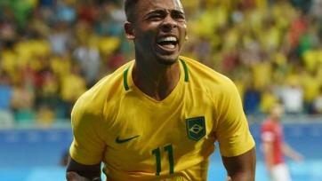 Жесус: «Бразилия может быть спокойна после победы над Данией»