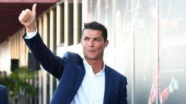 Криштиану Роналду предложил финансовую помощь в борьбе с пожарами, охватившими Португалию