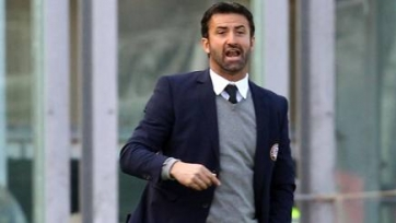 Кристиан Пануччи уволен из «Тернаны»