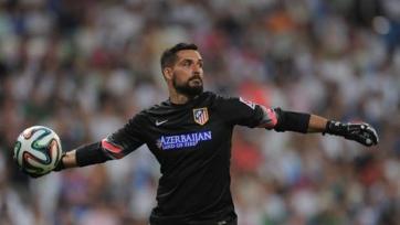«Атлетико» ищет нового голкипера