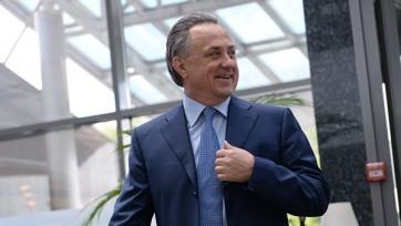 Мутко: «Валерий Газзаев сказал, что он фаворит? Значит, я второй»