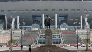 Стадион «Крестовский» должен быть сдан в эксплуатацию 26-го декабря