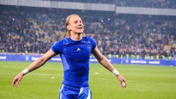 Вида не собирается уходить из киевского «Динамо»