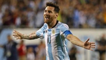 Goal: Месси вернётся в сборную Аргентины