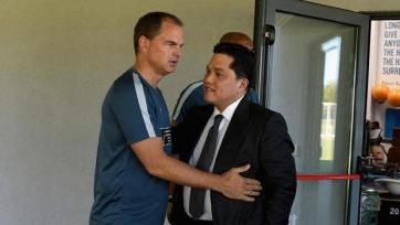 Эрик Тохир поблагодарил Манчини и пообещал усиление «Интера»