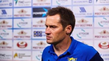 Дмитрий Кириченко: «До удаления Гацкана всё шло по плану»