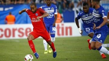 ПСЖ начал сезон с минимальной победы над «Бастией»