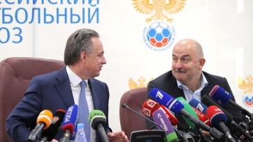 Станислав Черчесов намерен объявить состав российской сборной после пятого тура РФПЛ
