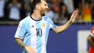 Лионель Месси вызван в сборную Аргентины на матчи с Уругваем и Венесуэлой, а Игуаин – нет