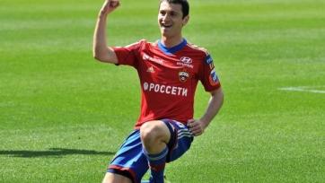 Дзагоев: «Хотел бы всю карьеру провести в ЦСКА»