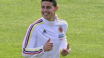 «Ювентус» хочет приобрести Хамеса Родригеса