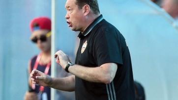 Слуцкий: «ЦСКА привык забивать в концовках»