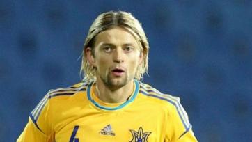 Анатолий Тимощук объявил о завершении карьеры в украинской сборной