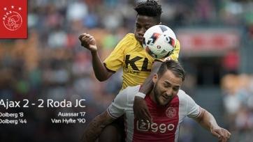 «Аякс» не сумел победить в первом туре чемпионата Нидерландов