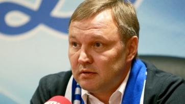 Юрий Калитвинцев не очень доволен игрой «Динамо»