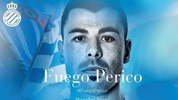 Хави Фуэго стал футболистом «Эспаньола»