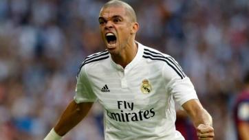 Пепе продлит контракт с «Реалом»