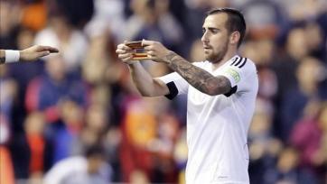 «Валенсия» не продаст «Барселоне» Пако Алькасера