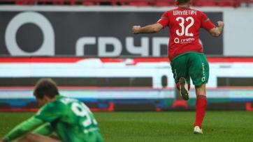 «Терек» и «Локомотив» поделили очки
