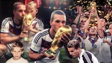 Подольски объявил о завершении карьеры в сборной Германии