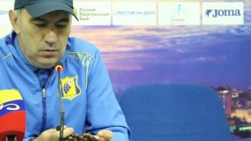 Дмитрий Кириченко: «По поводу нахождения Бердыева на скамейке запасных в матче с «Аяксом» вопрос пока открыт»