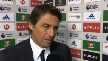 Антонио Конте: «Надо многое улучшить, но я рад за игроков»