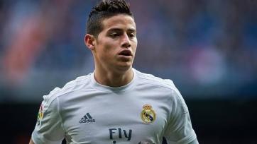 «Реал» готов продать Хамеса Родригеса